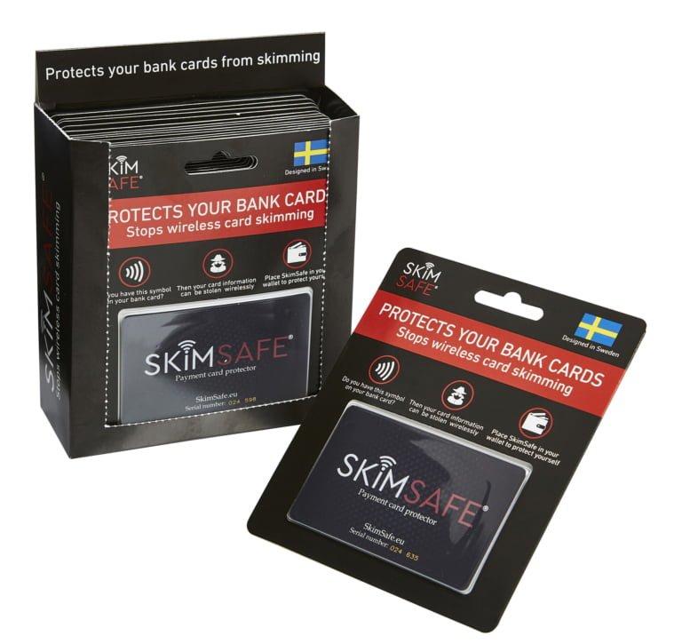 ECO blister för kreditkort