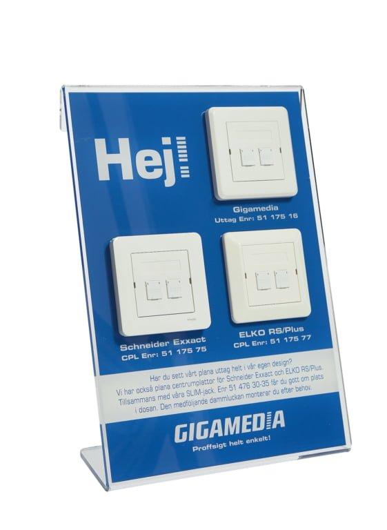 Produktställ för strömbrytare